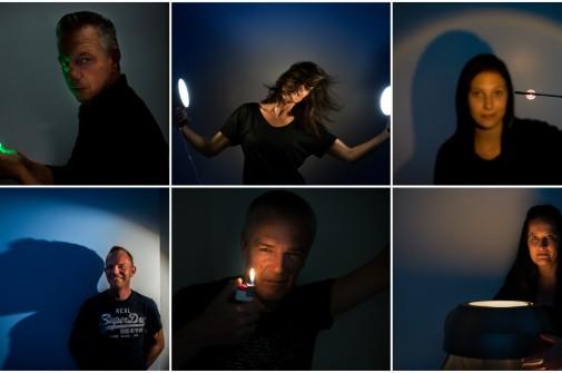 Lichtfactor, Mitarbeiterfotos